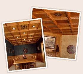 Fully Coffered System